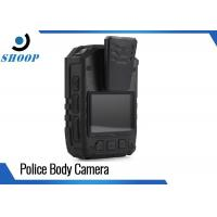 Buy cheap Hot Sale 4g Recording Police Camera 1296P Body Wear Video Camera For Police from wholesalers