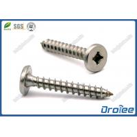 Best Stainless Steel Pancake Head Philips Square Drive Panel Clip Screws wholesale