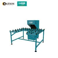 Best Manual Small Glass Edging Machine 2000*1200*820 Mm Dimension With Wheels wholesale