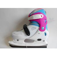 China Girls Adjustable Ice Skating Shoes Hardboot Figure Ice Skates for Toddlers and Kids on sale