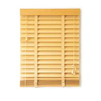 China 50mm Basswood Venetian Blinds Timber Window Covering on sale