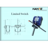 Best Blue Electric Wire Rope Hoist Steel Holding Limited Switch Used In Hoist And Complex Crane System wholesale