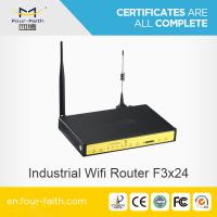 Best 3G wireless wifi Router with sim card slot & serial port F3424 for M2M application wholesale