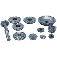 Cheap Alloy Steel Straight Bevel Gear With CNC Milling Service / OEM Support for sale