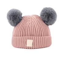 2019 Fashionable Winter Wooly Beanie Hat , Cute Beanies For Girls Breathable
