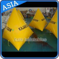 China Ocean Or Lake Advertising Inflatable Water Safety Buoy For Sale on sale