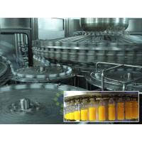 China Full Automatic Hot Filling juice production machine 500ml Bottle on sale