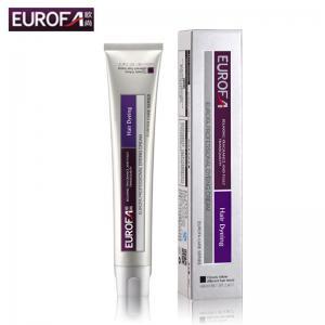 China Gray Coverage Mild Formula FDA Permanent Hair Dye Cream on sale
