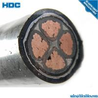 Buy cheap 4*50mm NYBY Cable Cu/XLPE/PVC/STA/PVC XLPE Armoured Cable from wholesalers