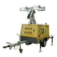 Generator With Light Tower Images