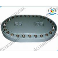 Best Marine Outfitting Equipment Manhole Cover D Type With Standard CB / T19 - 2001 wholesale