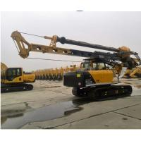 Best Well Hydraulic Rotary Bored Piling Drilling Rig Machine With 8~30 Rpm Rotation Speed wholesale