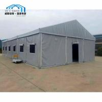 Best Permanent Industrial Warehouse Tent Customized Color Cassette Flooring wholesale