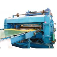 Best Straightening Rotary Shear Cut To Length Line High Speed For Aluminum Coil wholesale
