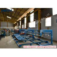 Best Single Layer Pneumatic Stacker Easy Operation For Corrugated Profile Machine wholesale