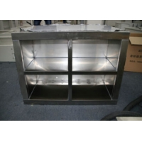 Best 304 Stainless Steel Clean Room Equipment 1.2mm Shoes Ark Garments Store wholesale