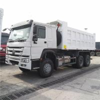 China SINOTRUK HOWO 25 Tons 6x4 Dump Truck Tipper 336Hp  Euro Two Single - Plate Dry Clutch on sale