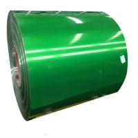 3000 Series Painted Aluminum Coil , PVDF Coated Aluminium Sheets Two Sides