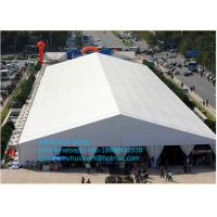 Buy cheap Fantastic 30m Large Aluminum Garden Party Tents For Wedding Catering / Activities product