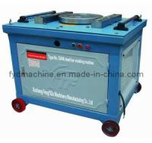 Best Round Bar and Flat Bar Bending Machine Manual (dia 6-40mm) wholesale