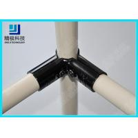 Best Rotational Lean Tube Steel Pipe Joints For Pipe Rack System Vertical Angle Joint wholesale