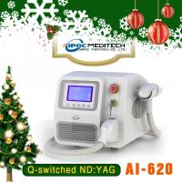 Best hot selling tattoo removal machine 104/532nm yag laser treatment equipment wholesale