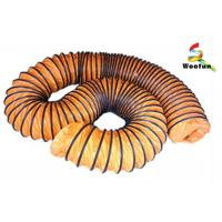 Best HVAC system size and length customized round high temperature flexible duct wholesale