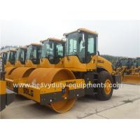 Best Single Drum 14t Vibratory Compactor Road Roller Construction Equipment SDLG RS8140 wholesale