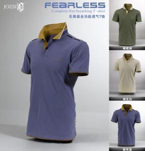 China custom 100% cotton plain sport polo t shirt for men manufacturer on sale