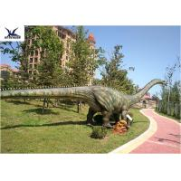 China Giant Outdoor Dinosaur Model Decoration For Real Estate Dinosaur Display on sale