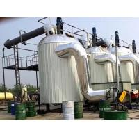 China Vessel type waste motor oil recycling equipment on sale