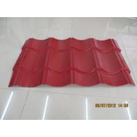 Best top sales color corrugated roofing sheet for building materials wholesale