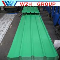 Best Prepainted galvanized corrugated roofing sheets wholesale