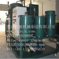 China TZL-100 Portable Used Turbine Oil Refining Machine,Lubricant Oil Filtering System on sale