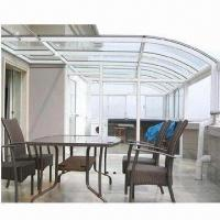 Best Translucent Polycarbonate Solid Sheet, Plastic Wall Tile Sheets, Thickness of 1.2 to 15mm wholesale