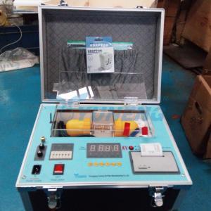 Best High Efficiency IEC156 Portable Transformer Oil BDV Tester for Sale wholesale