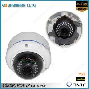 Best Security CMOS 2.0 Megapixel Vandalproof IP Camera POE Module wholesale
