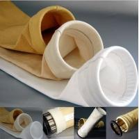 Best Oil Water Repellent Polyester Filter Bag For Dust Collector Good Hydrolytic Stability wholesale