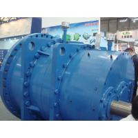 China High Speed Industrial Double Reduction Gearbox Planetary Gear Motor on sale