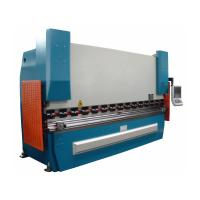 Best Automatic CNC hydraulic press brake bending machine for Pipe and tube 1250KN wholesale
