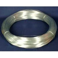 China Elogation15% Diameter 0.15-6.0mm Hot-dipped Electro Galvanized Wire on sale