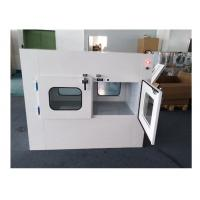 Best Customizable Double Swing Door Air Shower Pass Box With 1 Year Warranty wholesale