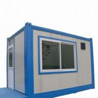 Best Modular House Suitable for Control Rooms, Customized/OEM are Acceptable, for Living wholesale