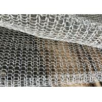 Best Blanket Mesh / Foil Stainless Steel Knitted Fume Filter Demister Mesh Long Lifespan wholesale