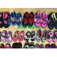 Best Summer Second Hand Kids Shoes , First Grade Used Canvas Shoes For Children wholesale