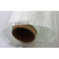 China 0.6mm 666 High Temperature Resistant Fiberglass Fabric , Woven Roving Cloth With High Strength on sale
