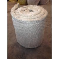 Buy cheap Flexible Rockwool Insulation Blanket Fire Proof 25mm - 150mm Thickness product