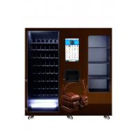 China Coin Payment Automatic Vending Machine / Chocolate Snacks Vending Machine, Slot Width Adjustable Vending Machine, Micron on sale