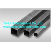 China Welded Structural Steel Pipe Carbon Steel , Structural Square Steel Tubing on sale