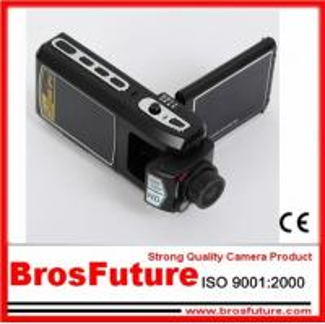 Best 5 Mega Pixels HD Camcorder Recorder with Night Vision / GPS Tracker , G-Sensor ,Google map wholesale